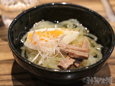 本郷三丁目 ジャンボ はなれ 焼肉 冷麺