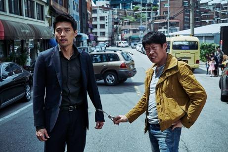 韓国映画 ヒョンビン 共助 コンフィデンシャル