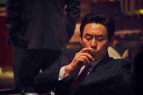 韓国映画 名もなき野良犬の輪舞 不汗党 ソル・ギョング