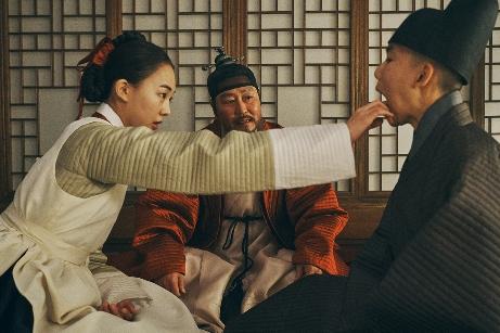映画 韓国映画 王の願い ハングルの始まり 国之語音 ソン・ガンホ