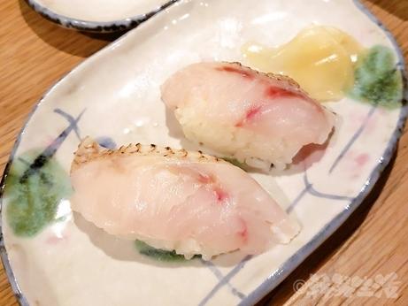 目白 千の恵み 女子会 食事会 ノドグロ のどぐろ寿司