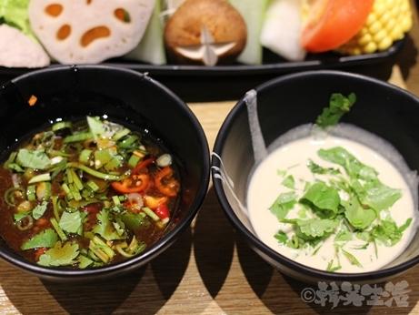 台湾グルメ 台北小巨蛋 忠孝敦化 一人鍋 子辣。個人。麻辣 二色鍋 麻辣鍋