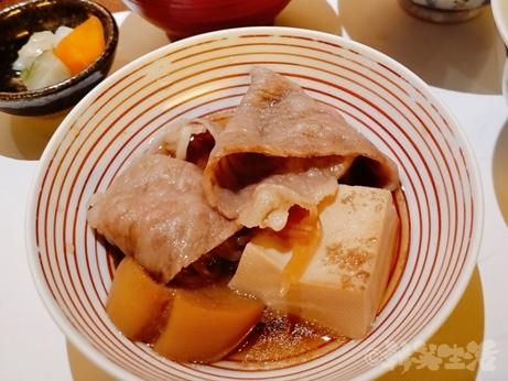 恵比寿 米福 土鍋ごはん コース料理 すき焼き