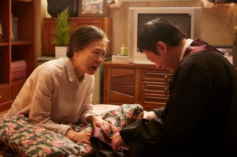 映画 神と共に 韓国映画 チャ・テヒョン キム・ドンウク