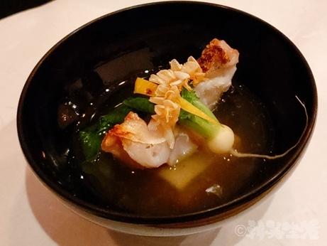 自由が丘 鴨蕎麦尖 蕎麦 尖 コース料理 創作料理 日本酒