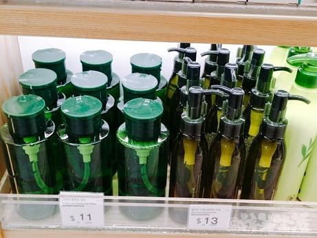 免税店 イニスフリー 緑茶 クレンジング