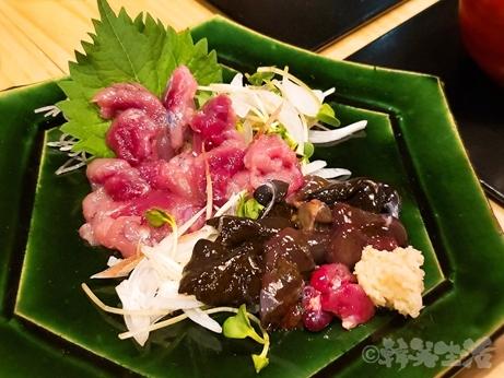 銀座 魚勝 海鮮料理 うにパスタ ローストビーフ丼 いなり寿司 スッポン