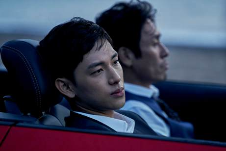 韓国 映画 名もなき野良犬の輪舞 シワン