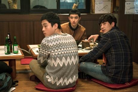 韓国 映画 7号室 ト・ギョンス
