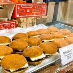 大邱 人気 パン屋 ソウル 新世界百貨店 クンデコルモッドーナツ あんバター