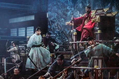 映画 韓国映画 王宮の夜鬼 猖獗 ヒョンビン チャン・ドンゴン ゾンビ