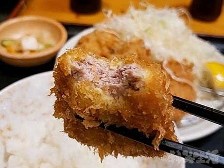 赤坂 とんかつ まさむね 行列 人気店 ヒレかつ定食 ランチ