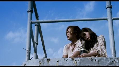 映画 韓国映画 人間の時間 キム・ギドク チャン・グンソク 藤井美菜