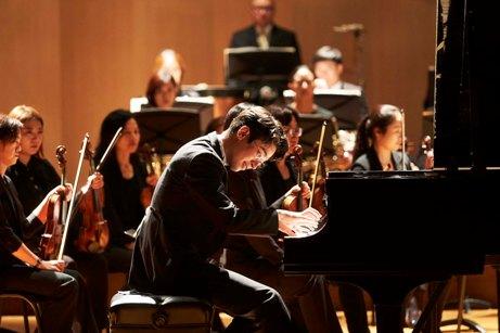 映画 韓国映画 イ・ビョンホン それだけが、僕の世界 ピアノ ユン・ヨジョン