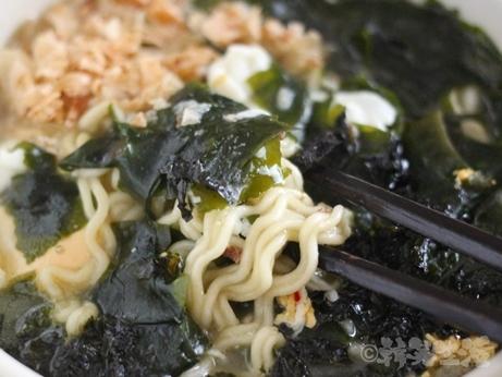 韓国 インスタント麺 わかめラーメン オットゥギ