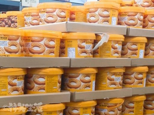 韓国 スーパー Eマート ノーブランド