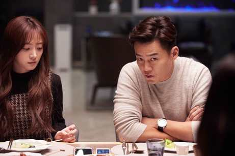 映画 韓国映画 完璧な他人 イ・ソジン チョ・ジヌン おとなの事情