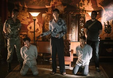映画 韓国 韓国映画 交渉 ザ・ネゴシエーション ヒョンビン