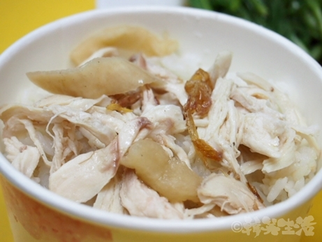 台湾グルメ 魯肉飯 士林 士林十全排骨 鶏肉飯