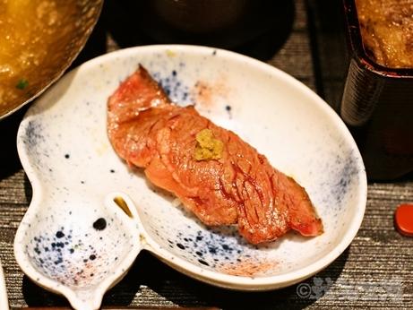 神楽坂 翔山亭 ランチ 焼肉 カルビ