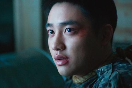 映画 神と共に 韓国映画 ハ・ジョンウ EXO ギョンス