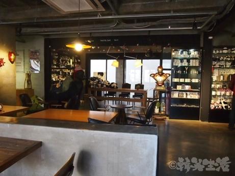 ソウル 大学路 恵化 カフェ スンリ