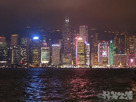 香港 スターフェリー 湾仔 中環 尖沙咀