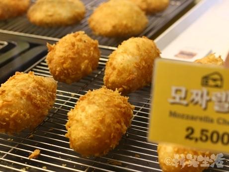 ソウル 西村 ナルラリ チーズコロッケ