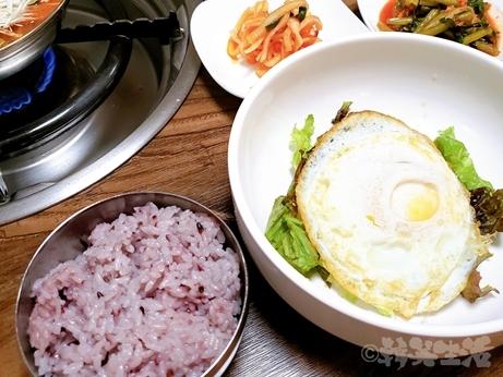 韓国グルメ 水曜美食会 景福宮 テボクチプ テボッチプ テンジャンチゲ ビビンバ