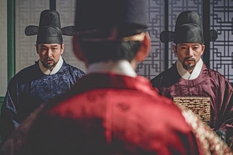 映画 韓国映画 明堂 風水師 チョ・スンウ チソン