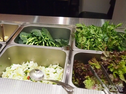 トルベギチプ チャドルバギ ペク・ジョンウォン 野菜