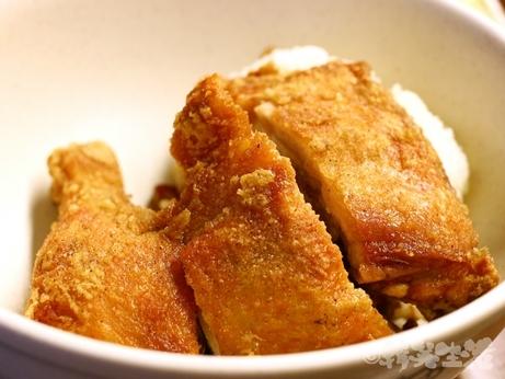 台北 雙連 名家魯肉飯 唐揚げ