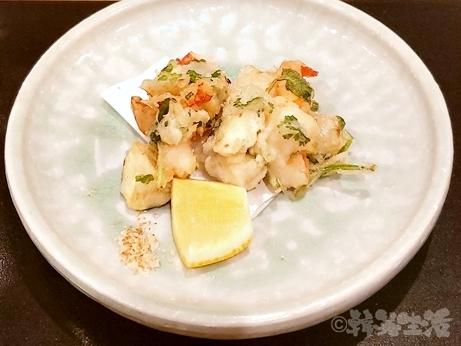 銀座 人気店 魚勝 コース 鯖の燻製