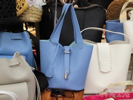 ソウル 東大門 南平和市場 N.P.H エルメス ピコタン バッグ