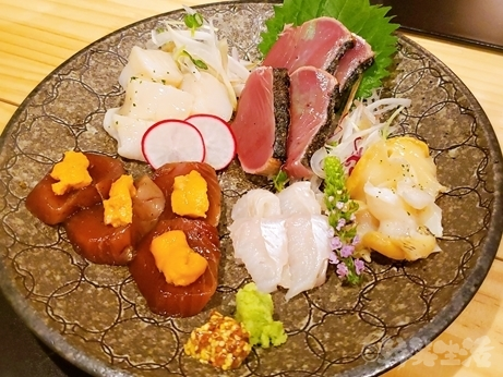 銀座 魚勝 コース料理 ペアリング 日本酒 お造り