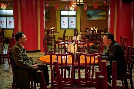 韓国映画 工作 映画 北朝鮮 スパイ ファン・ジョンミン