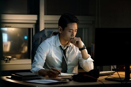 韓国映画 映画 めまい ユ・テオ