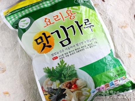 韓国 中部市場 キムカル 韓国のり