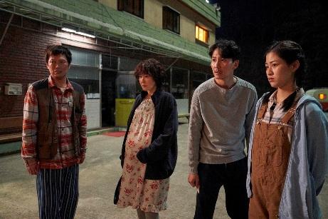 映画 韓国映画 感染家族 奇妙な家族 キム・ナムギル チョン・ガラム ゾンビ