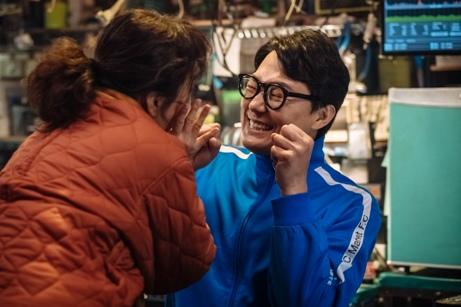 映画 韓国映画 OKマダム ノンストップ パク・ソンウン