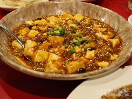 池袋 グルメ 中華料理 永利 酢豚 マーボー豆腐