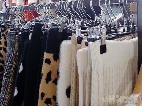 江南 地下ショッピング街 洋服 韓国ファッション