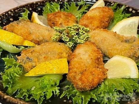 愛媛 宇和島産 巌牡蠣 岩牡蠣 牡蠣フライ