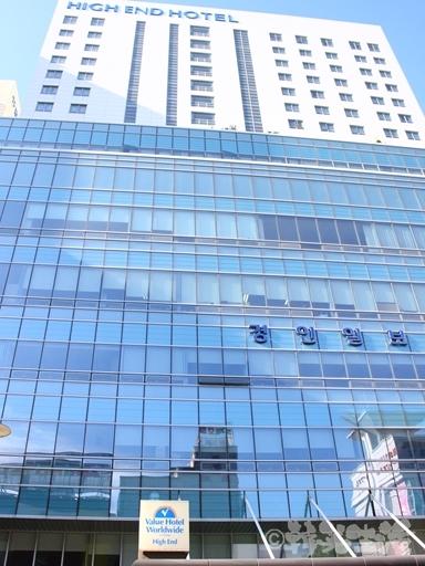 京畿道 水原 バリューホテル ハイエンドホテル