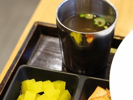 韓国グルメ 江南 COEX シェフのうどん カルグクス うどん 明太バターご飯