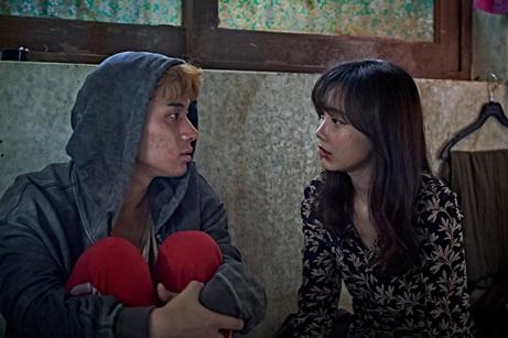 韓国映画 藁にもすがる獣たち 曽根圭介 チョン・ガラム シン・ヒョンビン