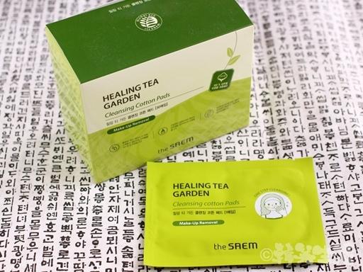 セム クレンジング パッド 緑茶