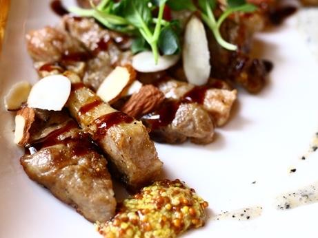 韓国 ソウルの森 トゥッソム ランチ 定食 モクサル定食 韓定食 モクサル