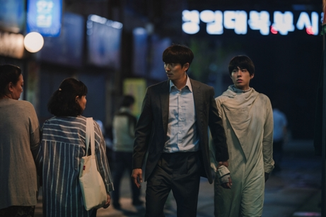 映画 韓国映画 SEOBOK ソボク 徐福 コン・ユ パク・ジェボム