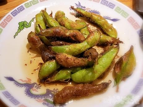 恵比寿 芸能人 博多うどん 居酒屋 イチカバチカ 焼き枝豆